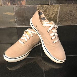 Sperry Top Sider canvas deck shoes/sneakers